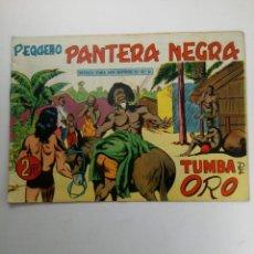 Tebeos: PEQUEÑO PANTERA NEGRA Nº 321 - TUMBA DE ORO. Lote 221724873