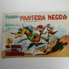 Tebeos: PEQUEÑO PANTERA NEGRA Nº 318 - EL TIGRE DEL DESIERTO. Lote 221725147
