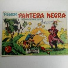 Tebeos: PEQUEÑO PANTERA NEGRA Nº 322 - EL CAZADOR DE ELFANTES. Lote 221725280