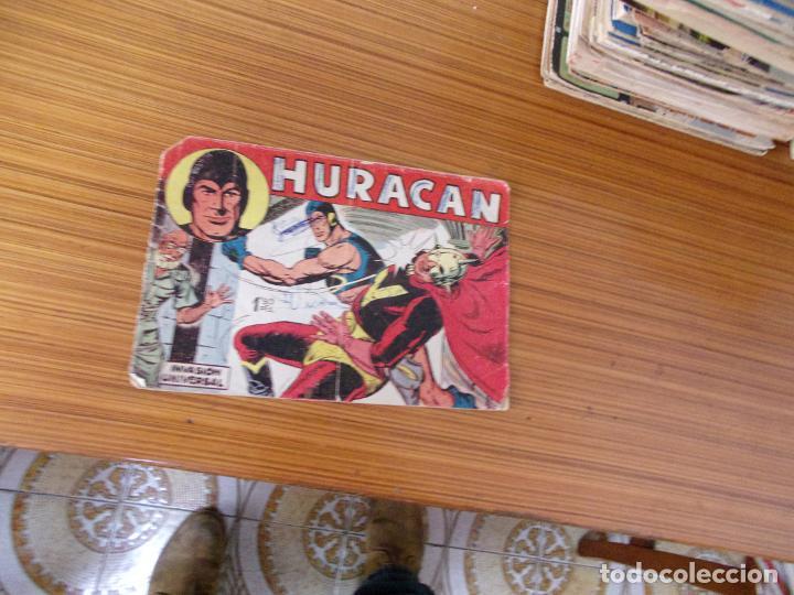 HURACAN Nº 18 EDITA MAGA (Tebeos y Comics - Maga - Otros)