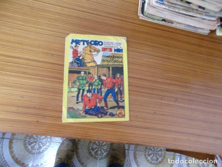 CAPITAN MIKI Nº 33 EDITA MAGA (Tebeos y Comics - Maga - Otros)