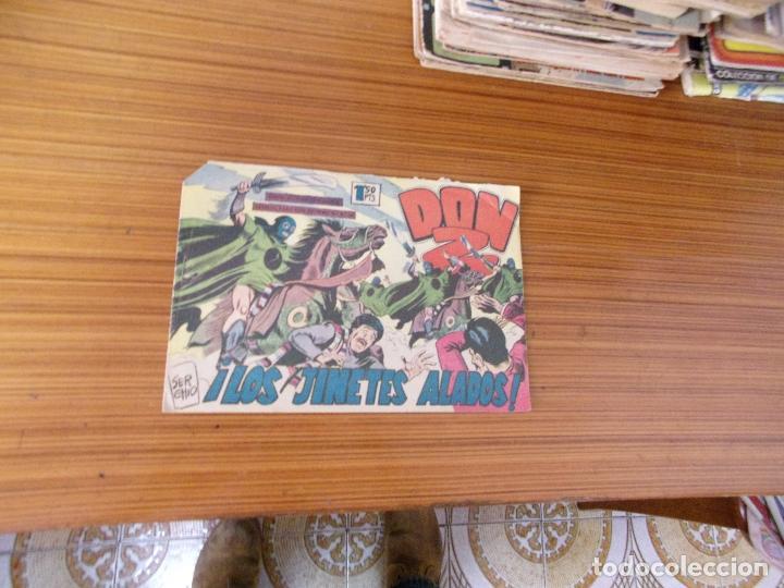 DON Z Nº 21 EDITA MAGA (Tebeos y Comics - Maga - Don Z)