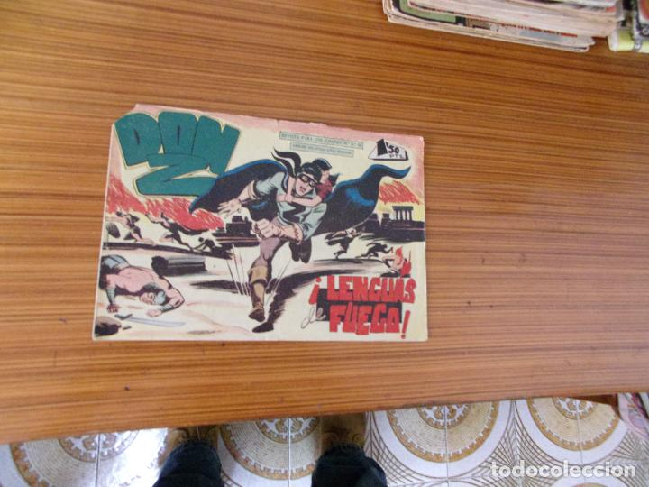 DON Z Nº 32 EDITA MAGA (Tebeos y Comics - Maga - Don Z)