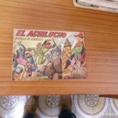 Tebeos: EL AGUILUCHO Nº 6 EDITA MAGA. Lote 221753370