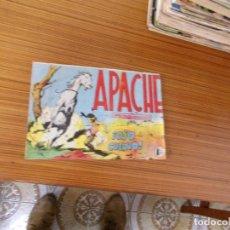 Tebeos: APACHE Nº 39 EDITA MAGA. Lote 221806597