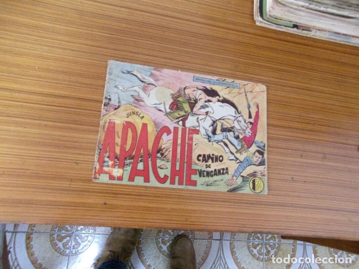 APACHE Nº 19 EDITA MAGA (Tebeos y Comics - Maga - Apache)