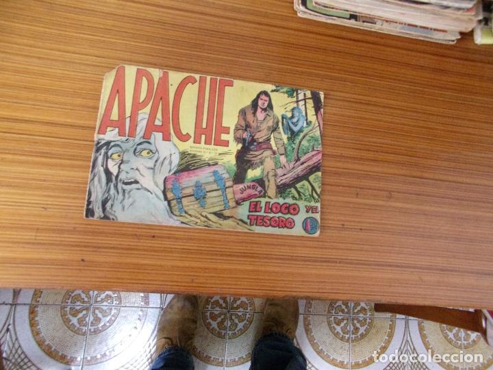 APACHE Nº 35 EDITA MAGA (Tebeos y Comics - Maga - Apache)