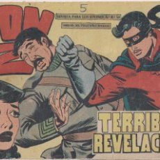 Tebeos: DON Z Nº 13 TERRIBLE REVELACION. Lote 203788327