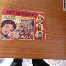 Tebeos: JIM ALEGRIAS Nº41 EDITA MAGA. Lote 222060633