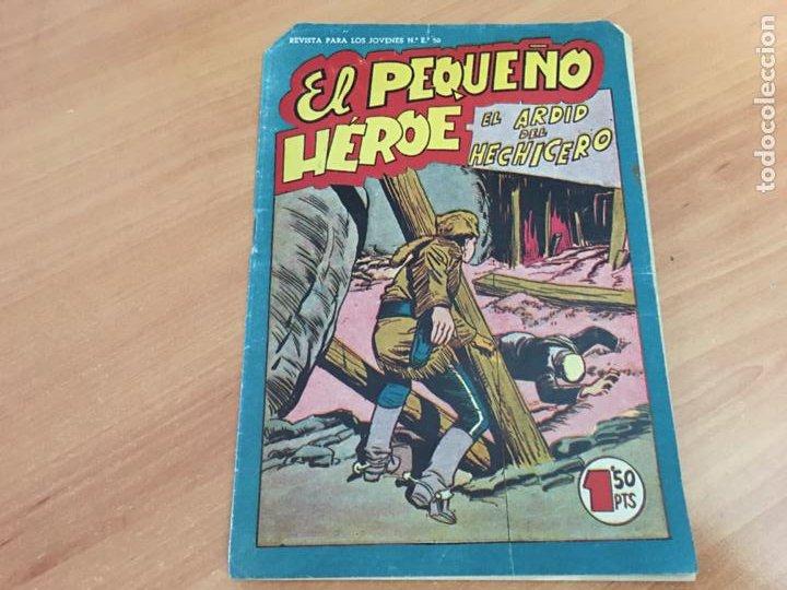 EL PEQUEÑO HEROE Nº 107 EL ARDIZ DEL HECHICERO (ORIGINAL MAGA) (COIB151) (Tebeos y Comics - Maga - Pequeño Héroe)