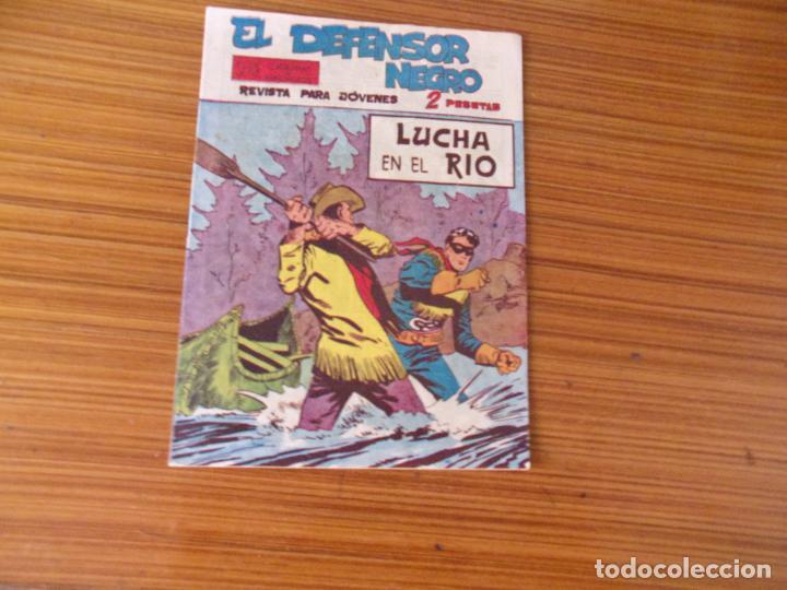 EL DEFENSOR NEGRO Nº34 EDITA MAGA (Tebeos y Comics - Maga - Otros)