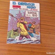 Tebeos: EL DEFENSOR NEGRO Nº34 EDITA MAGA. Lote 222733243
