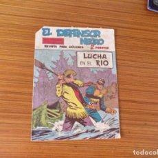 Tebeos: EL DEFENSOR NEGRO Nº34 EDITA MAGA. Lote 222733303