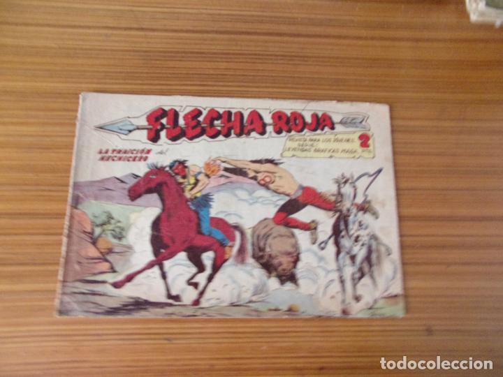 FLECHA ROJA Nº 41 EDITA MAGA (Tebeos y Comics - Maga - Flecha Roja)