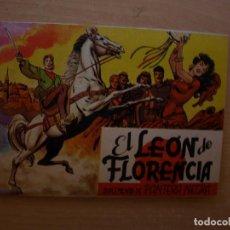 Tebeos: EL ELON DE FLORENCIA - SUPLEMENTO PANTERA NEGRA - COMPLETA - ORIGINAL - MAGA - NUEVA. Lote 222868776