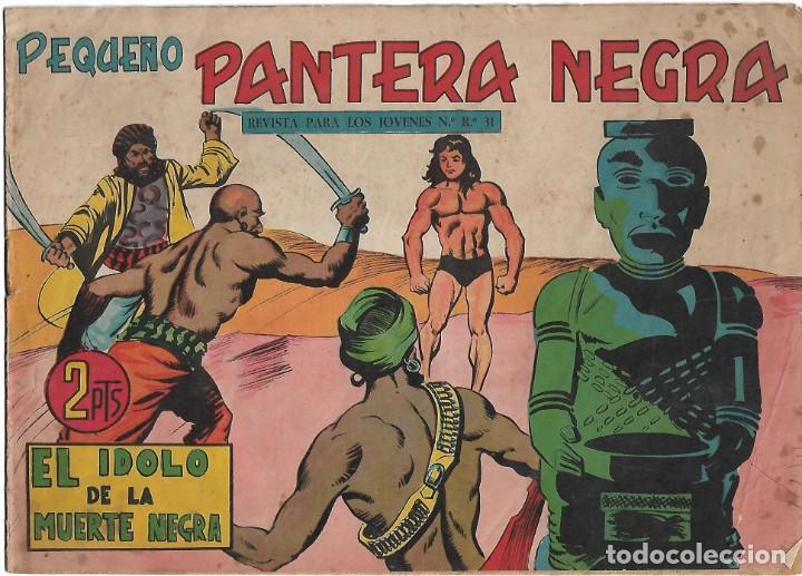 PEQUEÑO P.NEGRA Nº 320, ORIGINAL MAGA 1958-- LEER DESCRIPCION Y VER FOTOS (Tebeos y Comics - Maga - Otros)
