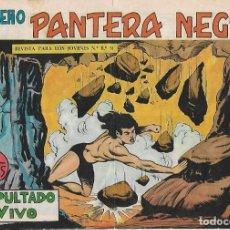 Tebeos: PEQUEÑO P.NEGRA Nº 324, ORIGINAL MAGA 1958-- LEER DESCRIPCION Y VER FOTOS. Lote 222910578