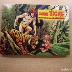 Tebeos: SAHIB TIGRE - SUPLEMENTO DE FLECHA ROJA - COMPLETA - MAGA - MUY BUEN ESTADO - VER FOTOS. Lote 222922350