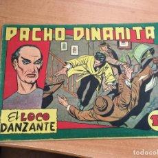 Tebeos: PACHO DINAMITA Nº 129 EL LOCO DANZANTE ORIGINAL (MAGA) (COIB154). Lote 223772103
