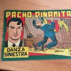 Tebeos: PACHO DINAMITA Nº 130 DANZA SINIESTRA ORIGINAL (MAGA) (COIB154). Lote 223772157