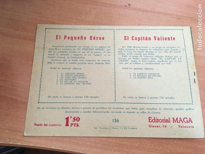 Tebeos: PACHO DINAMITA Nº 136 AMARADA Y ALMAICIN ORIGINAL (MAGA) (COIB154) - Foto 2 - 223772385