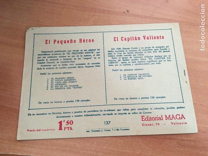 Tebeos: PACHO DINAMITA Nº 137 NICHOLS Y SU CONCIENCIA ORIGINAL (MAGA) (COIB154) - Foto 2 - 223772451