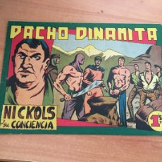 Tebeos: PACHO DINAMITA Nº 137 NICHOLS Y SU CONCIENCIA ORIGINAL (MAGA) (COIB154). Lote 223772451