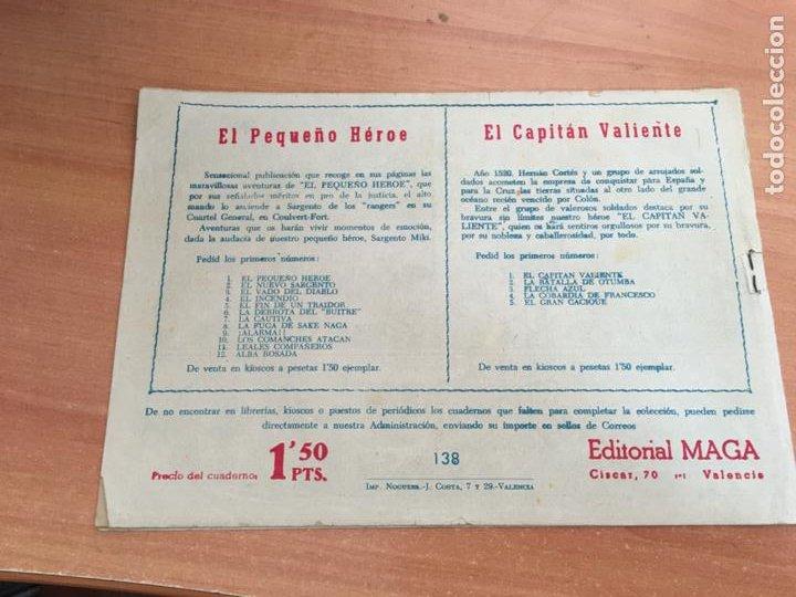 Tebeos: PACHO DINAMITA Nº 138 PREMIO MERECIDO. ULTIMO COLECCION. ORIGINAL (MAGA) (COIB154) - Foto 2 - 223772523