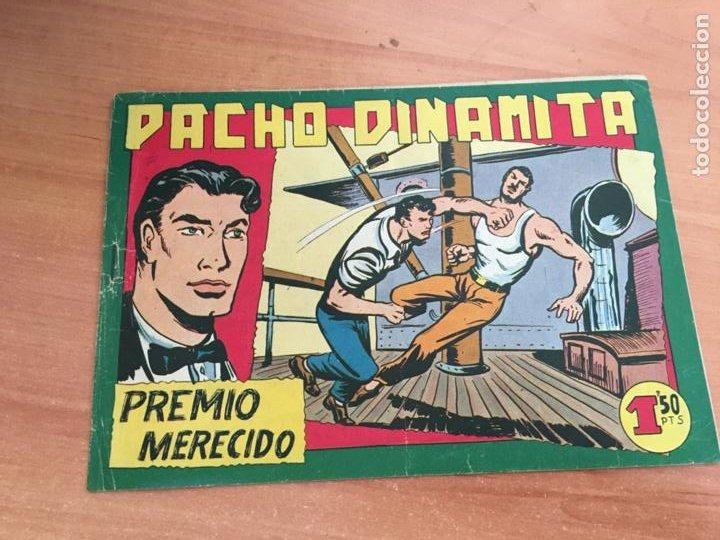 PACHO DINAMITA Nº 138 PREMIO MERECIDO. ULTIMO COLECCION. ORIGINAL (MAGA) (COIB154) (Tebeos y Comics - Maga - Pacho Dinamita)
