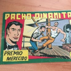 Tebeos: PACHO DINAMITA Nº 138 PREMIO MERECIDO. ULTIMO COLECCION. ORIGINAL (MAGA) (COIB154). Lote 223772523