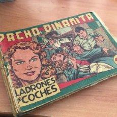 Livros de Banda Desenhada: PACHO DINAMITA LOTE 39 EJEMPLARES. ORIGINAL (MAGA) (COIB154). Lote 223773495