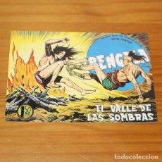 Tebeos: BENGALA 36 EL VALLE DE LAS SOMBRA. FACSIMIL. Lote 223776465