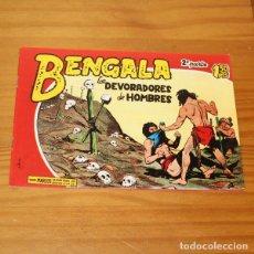 Tebeos: BENGALA 2A PARTE II 15 LOS DEVORADORES DE HOMBRES. FACSIMIL. Lote 223776538