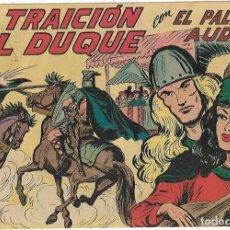 Tebeos: EL PALADIN AUDAZ Nº 9, MAGA 1957, BUEN ESTADO- IMPORTANTE LEER DESCRIPCION Y VER FOTO. Lote 224182423