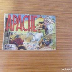 Tebeos: APACHE Nº 5 EDITA MAGA. Lote 224213750