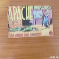 Tebeos: APACHE Nº 31 EDITA MAGA. Lote 224214272