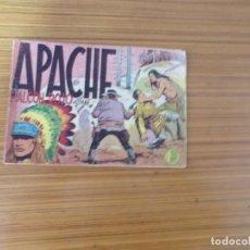 Tebeos: APACHE Nº 13 EDITA MAGA. Lote 224214841