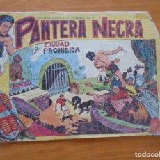 Livros de Banda Desenhada: PANTERA NEGRA Nº 8 - LA CIUDAD PROHIBIDA - MAGA - LEER DESCRIPCION (E2). Lote 224454988
