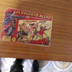 Livros de Banda Desenhada: EL CRUZADO NEGRO Nº 48 EDITA MAGA. Lote 224570617