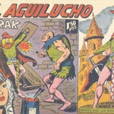 Tebeos: EL AGUILUCHO 67. EDITORIAL MAGA. DIBUJOS DE GAGO. Lote 224761808