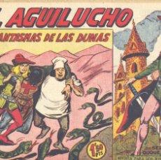 Tebeos: EL AGUILUCHO 51. EDITORIAL MAGA. DIBUJOS DE MANUEL GAGO. Lote 224763598