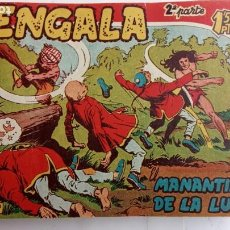 Tebeos: BENGALA 2º SERIE ORIGINAL COMPLETA 1 AL 45 EN MUY BUEN ESTADO, VER TODAS LAS PORTADAS. Lote 224823047