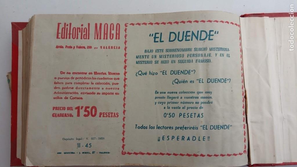 Tebeos: BENGALA 2º SERIE ORIGINAL COMPLETA 1 AL 45 EN MUY BUEN ESTADO, VER TODAS LAS PORTADAS - Foto 2 - 224823047