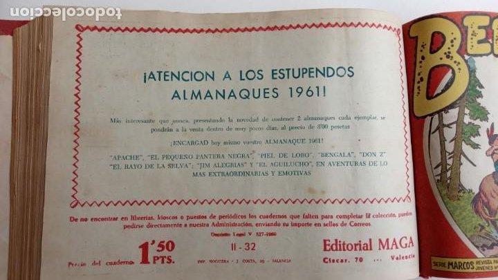 Tebeos: BENGALA 2º SERIE ORIGINAL COMPLETA 1 AL 45 EN MUY BUEN ESTADO, VER TODAS LAS PORTADAS - Foto 72 - 224823047