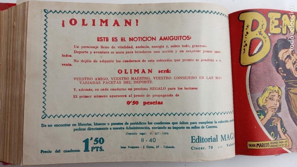 Tebeos: BENGALA 2º SERIE ORIGINAL COMPLETA 1 AL 45 EN MUY BUEN ESTADO, VER TODAS LAS PORTADAS - Foto 110 - 224823047