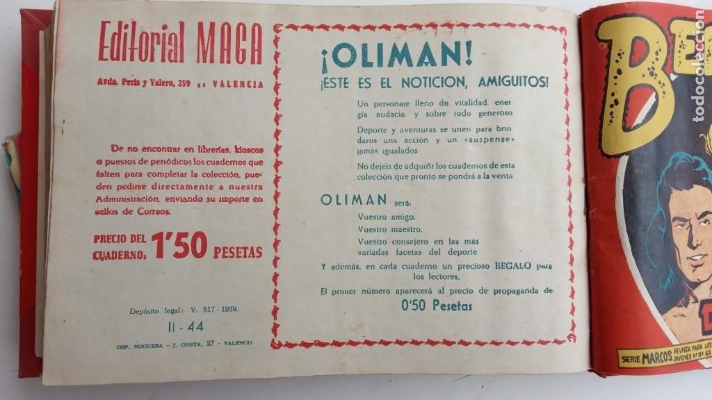 Tebeos: BENGALA 2º SERIE ORIGINAL COMPLETA 1 AL 45 EN MUY BUEN ESTADO, VER TODAS LAS PORTADAS - Foto 127 - 224823047