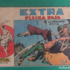 Tebeos: PERSONAJES MAGA EXTRA Nº 5 FLECHA ROJA EDITORIAL MAGA. Lote 224843991
