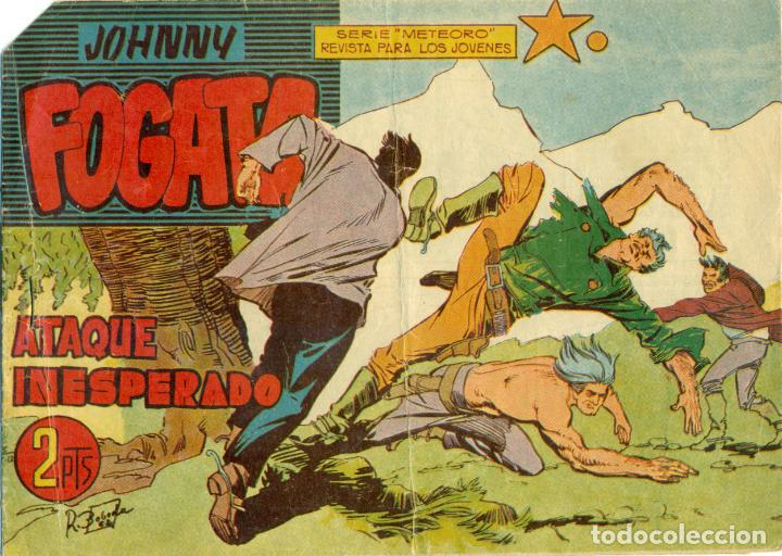 JOHNNY FOGATA Nº 65 ORIGINAL DE EDITORIAL MAGA (Tebeos y Comics - Maga - Otros)