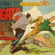 Tebeos: JOHNNY FOGATA Nº 65 ORIGINAL DE EDITORIAL MAGA. Lote 224895750