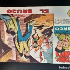 Tebeos: TONY Y ANITA (1960, MAGA) 29 · 25-I-1961 · EL BRUJO. Lote 224897891